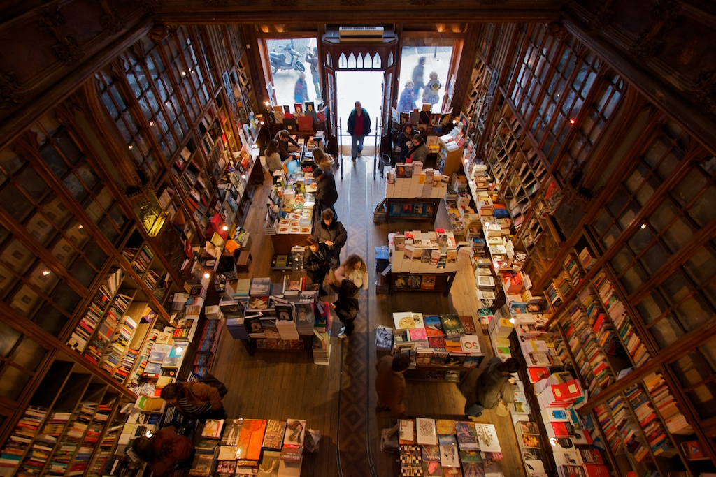 Support The Common's Favorite Indie Bookstores