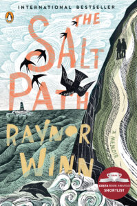 Image of The Salt Path book cover.