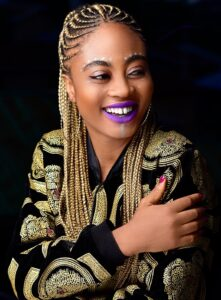 Blessing Ofia-Inyinya Nwodo headshot