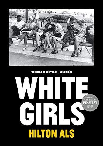 "Cover of ""White Girls"" by Hilton Als"