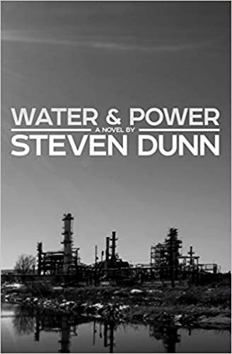 Book cover to water & power