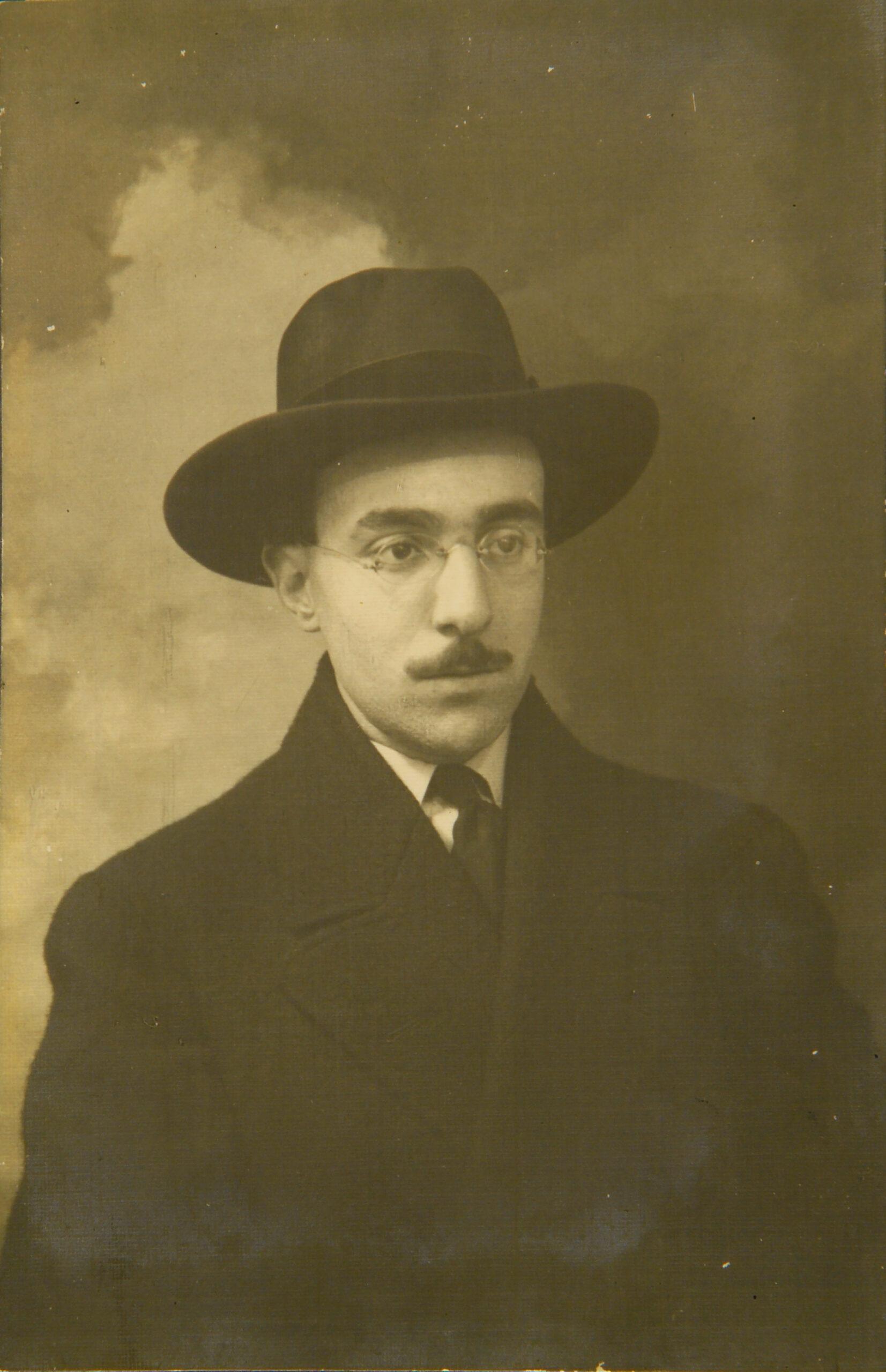 The Year of the Birth of Alberto Caeiro