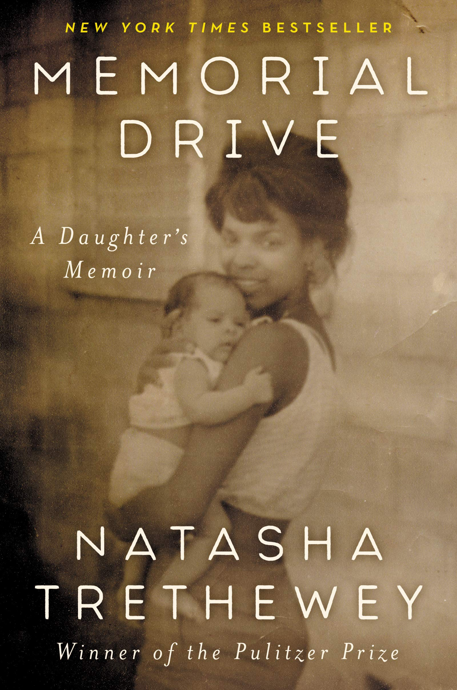 Cover of Memorial Drive book