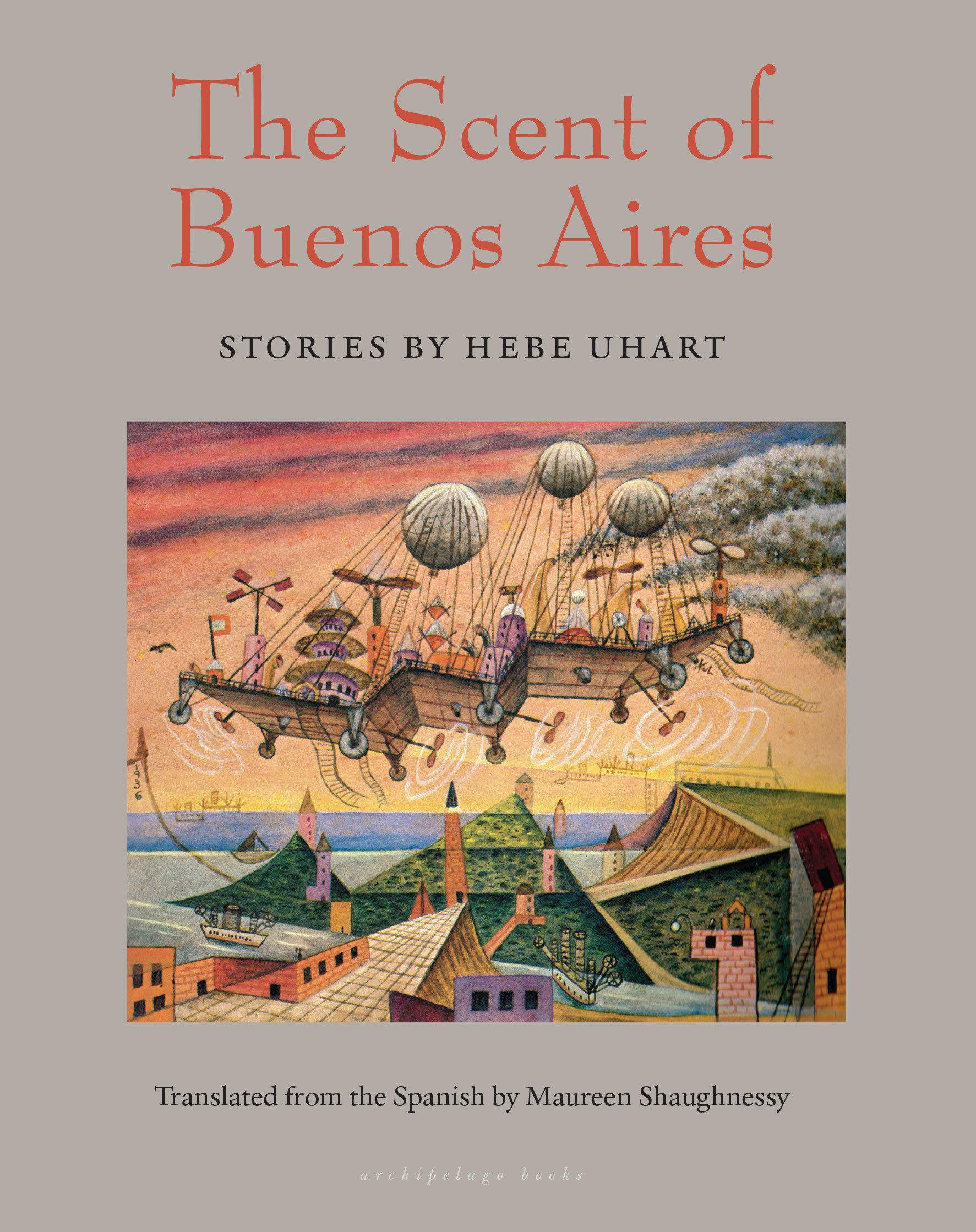 Cover of The Scent of Buenos Aires