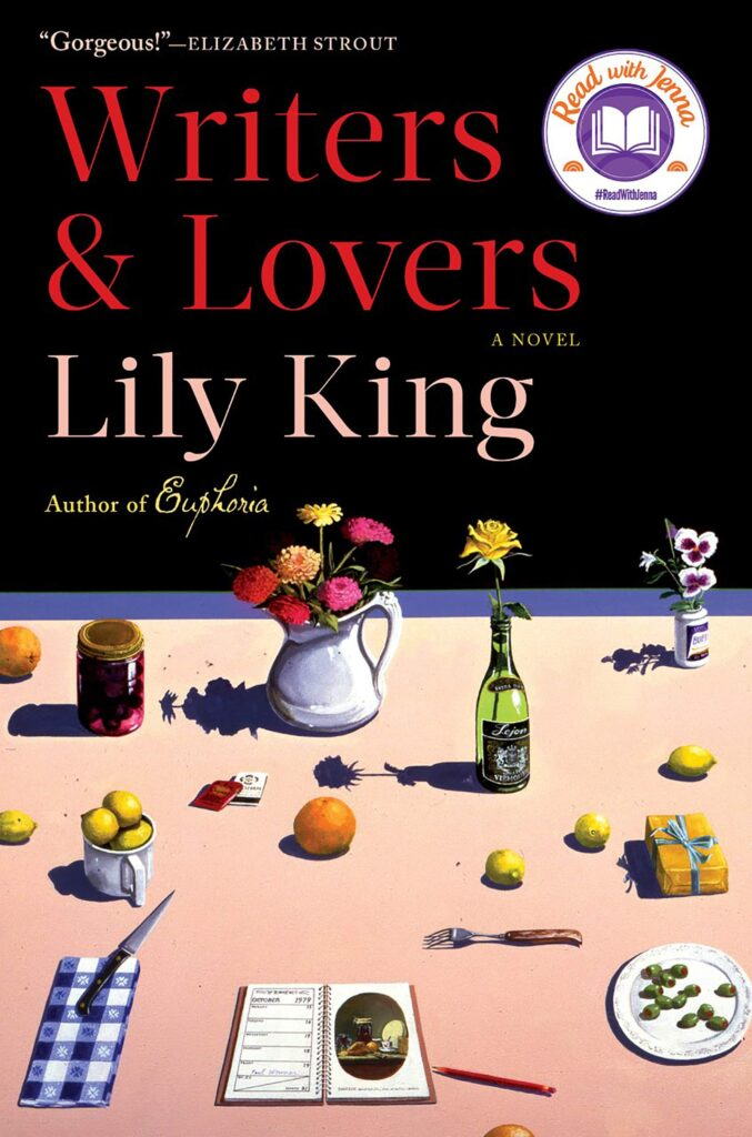 Cover for Writers & Lovers