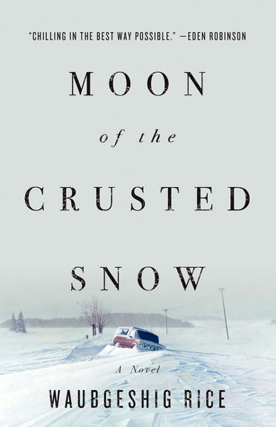 Cover for Moon of the Crushed Snow