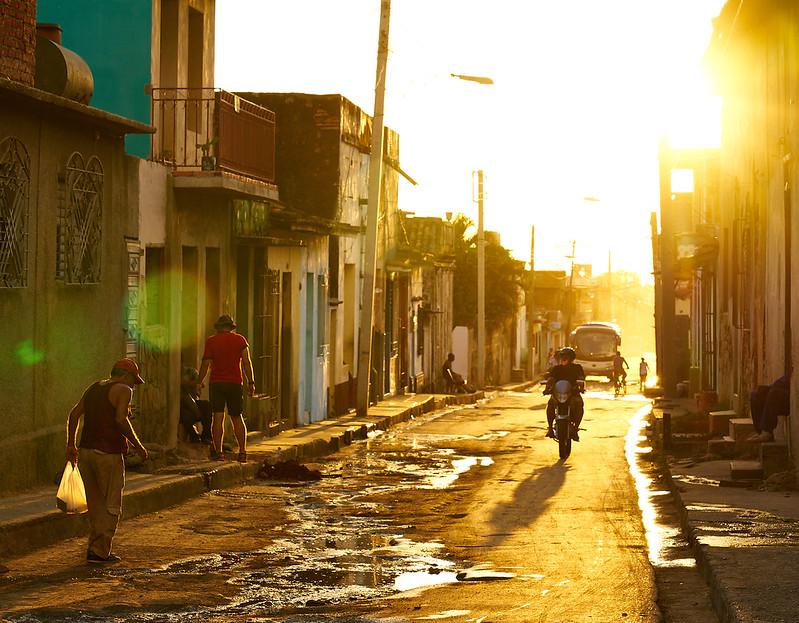 Trinidadian Streets