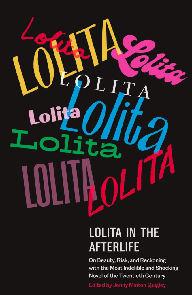 Lolita in the Afterlife book cove