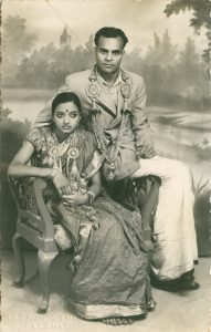 Image of Marriage of C.H. Krishnan and Parvathi Vaidhyanathan.