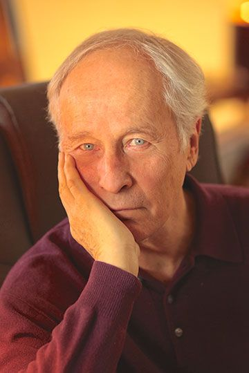 Richard ford headshot