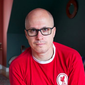 Image of Aleksander Hemon's headshot.
