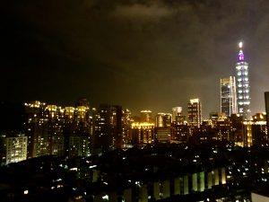 Image of Taipei, Taiwan.