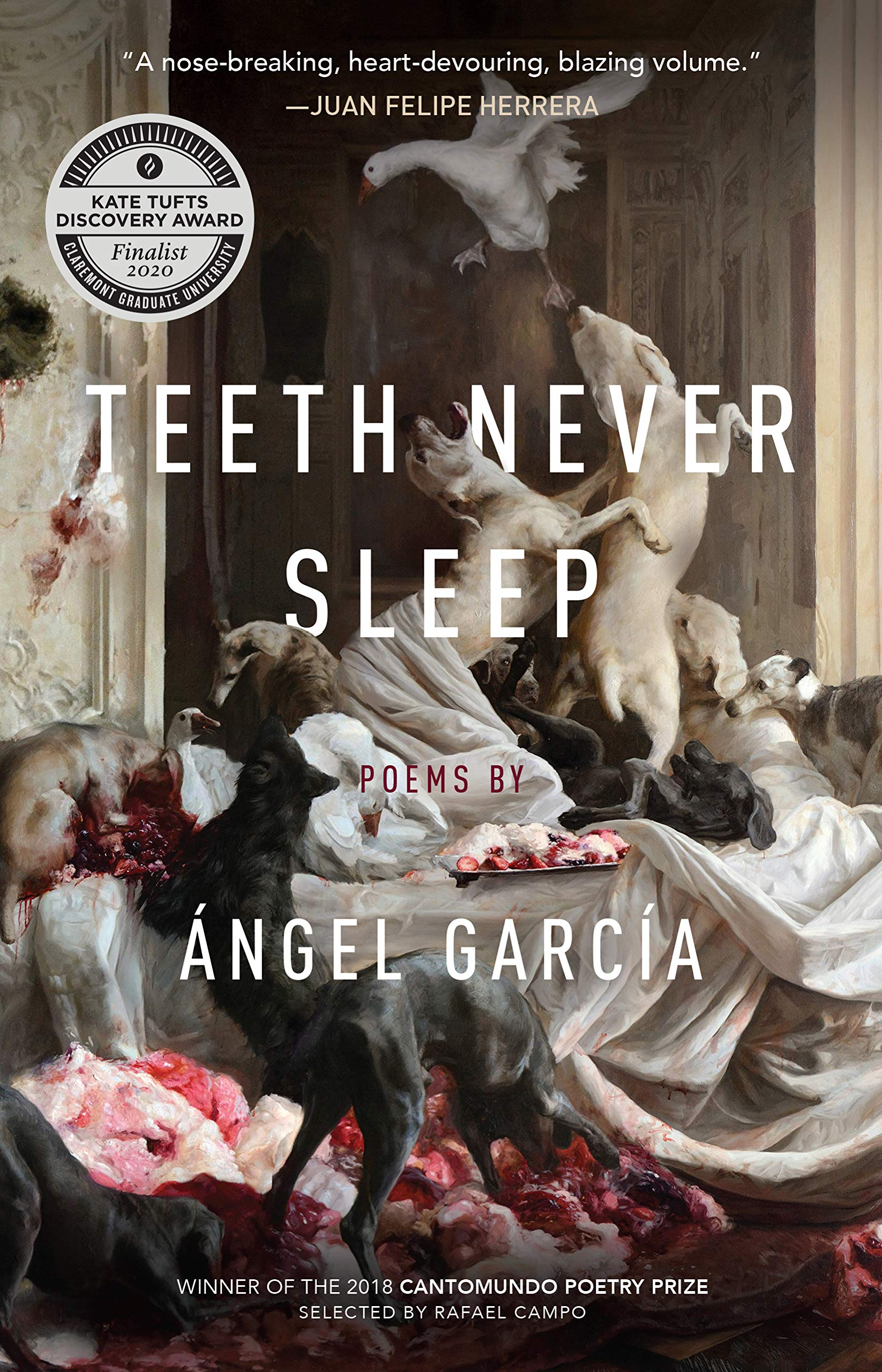Teeth Never Sleep cover