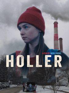 Holler film movie poster