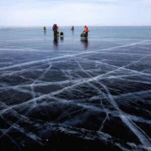Image of People on Ice