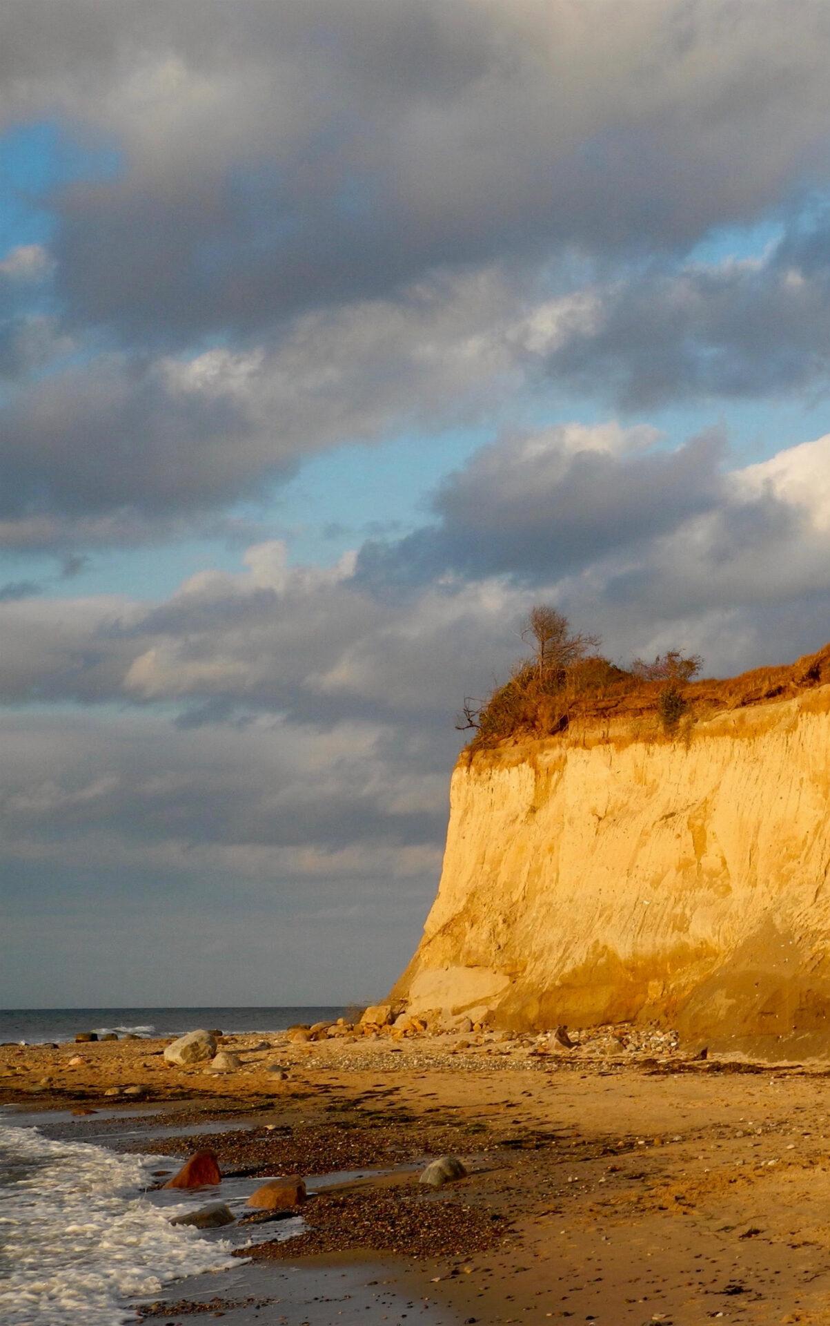 Kreptitz Cliff