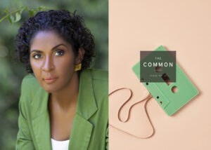 Image of Celeste Mohammed and the Issue 21 Cover.