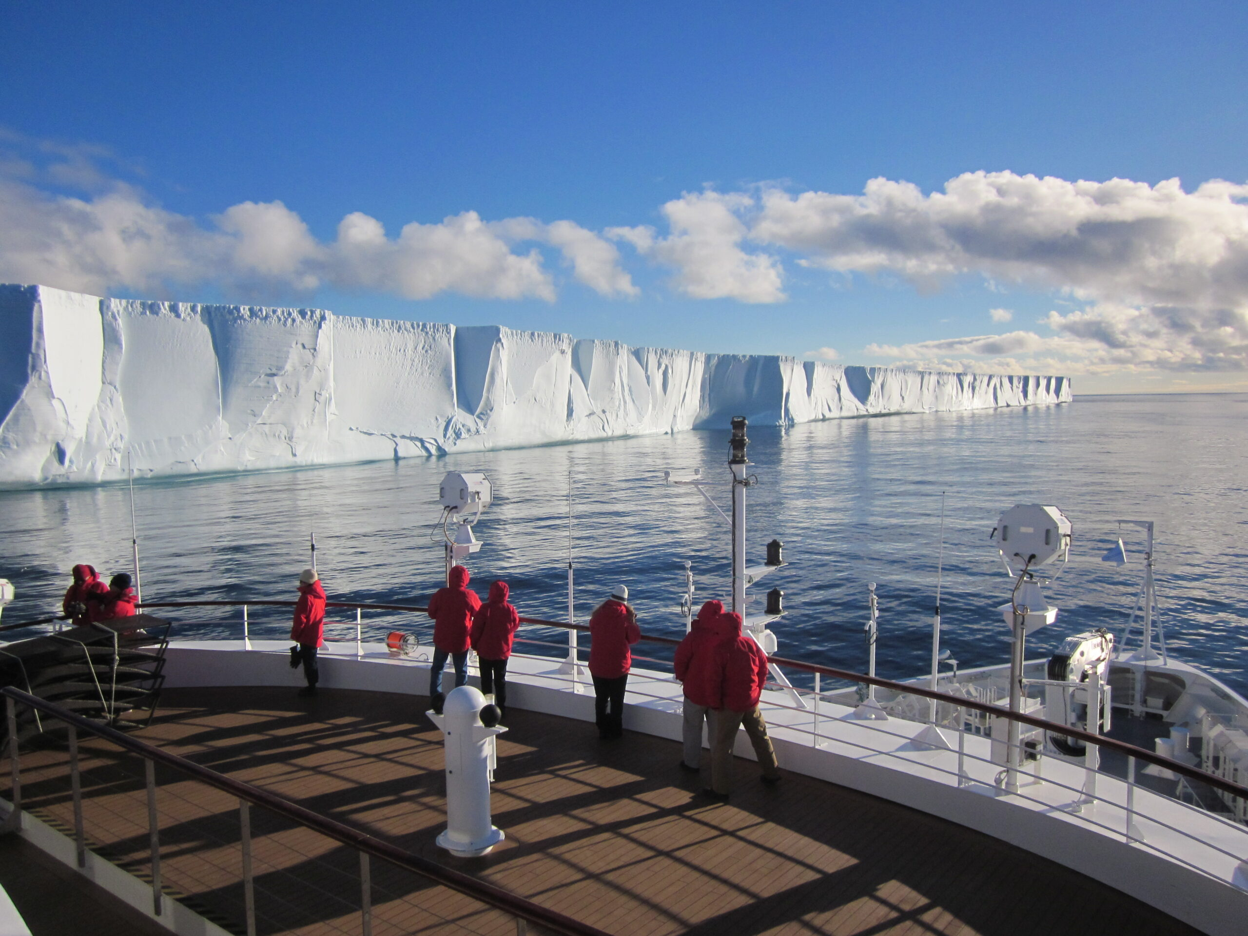 Ghosts of the Southern Ocean